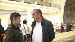 Սամվել Ալեքսանյանը ուշ երեկոյան այցելել է նորաբաց Փակ շուկա