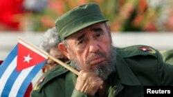 Фідель Кастро, фото архівне