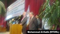 الأديب يتحدث في الموصل