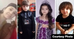 Twenty-four-year-old Rajambo Isoeva and her three young children, all Tajik citizens, were among those who died in the Magnitogorsk disaster. The family's father survived and is recovering.
