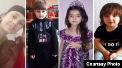 Rajabmo Isoeva and her three children were buried on January 7.