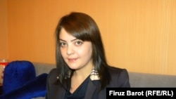 Farzona Rahmonova