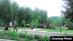 Омскида Ермакка һәйкәл куярга дип әзерләнгән урын