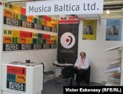 Standul Musica Baltica