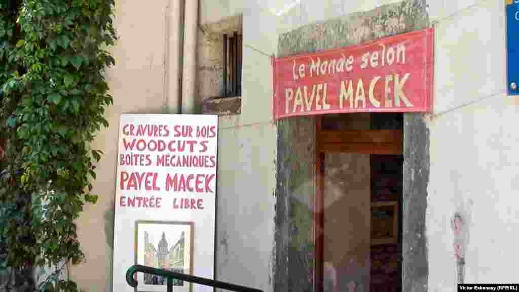 Le monde selon Pavel Macek, Evian 2011