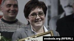 Раіса Міхайлоўская, архіўнае фота