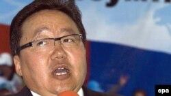 Новый президент Монголии Цахиагийн Элбэгдорж