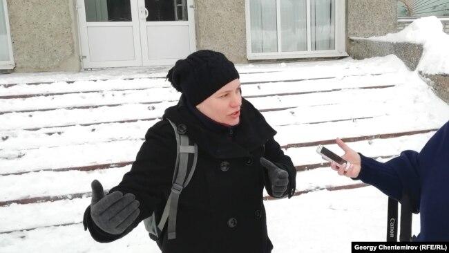 Анна Бойкова