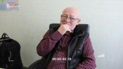 «Легких часів у газети не буває». Шевкет Кайбуллаєв – про кримськотатарську газету «Авдет» (відео)