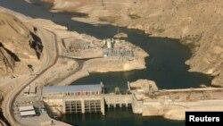 Тажикстандын Сангутин - 2 ГЭСи.