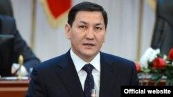 Абдил Сегизбаев, Қырғызстан Мемлекеттік ұлттық қауіпсіздік комитетінің басшысы.