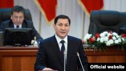 Абдил Сегизбаев УКМК төрагасы болуп дайындалды.