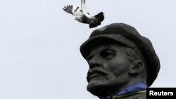 Ленин в Славянске. Март 2015