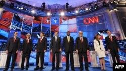 Републиканските претседателски кандидати.