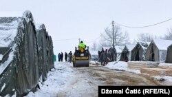 بوسنیا کې د کډوالو لپاره د لیپآ پنډغالی