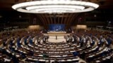 The Council of Europe said on April 8 that it had suspended Bosnia-Herzegovina from the assembly.