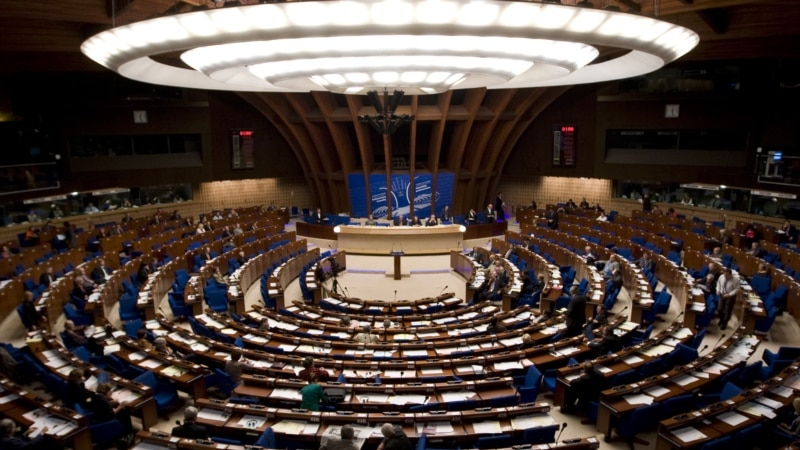 PACE To Vote On Reinstating Russia In Human Rights Body