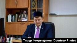 Тимур Фәхретдинов