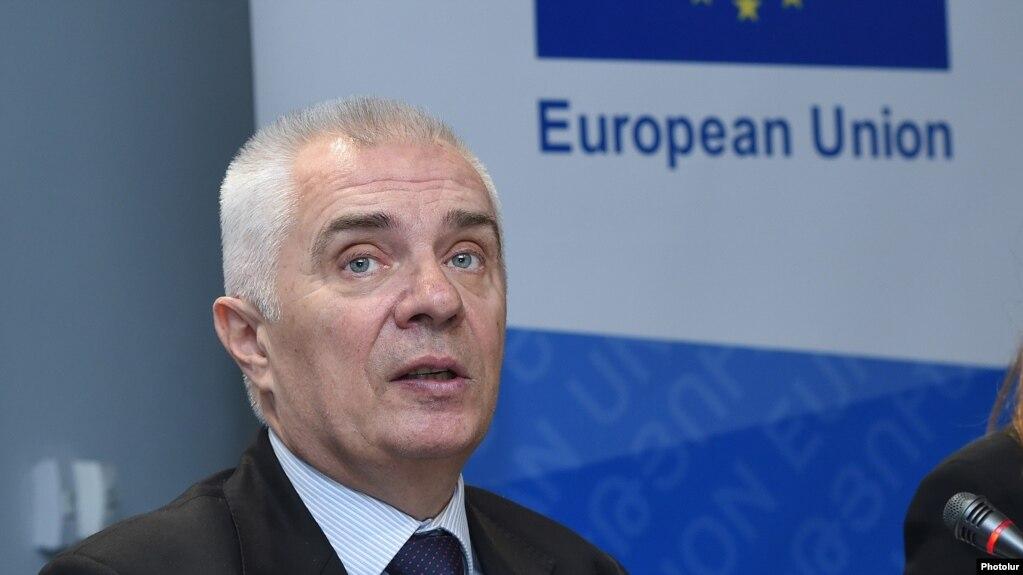Петр Свитальский: Для либерализации визового режима с ЕС нужна политическая воля