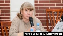 Irina Zajceva iz NVO Za prava zatvorenika