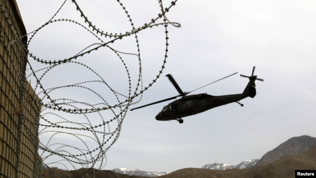 There have been a number of helicopter crashes in Afghanistan since the U.S.-led invasion in 2001, but the NATO-led force says they are rarely the result of Taliban fire.