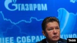 """Председатель правления ПАО """"Газпром"""" Алексей Миллер."""