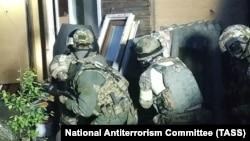 Контртеррористическая операция ФСБ в городе Кольчугино Владимирской области