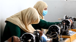 From Displaced To Self-Employed: New Skills Mean Fresh Start For Afghan Women