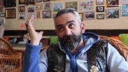 Український байкер «Сальвадор» відповів російському «Хірургу»