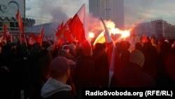 Poland's Independence Day in Warsaw