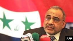 نائب رئيس الجمهورية عادل عبد المهدي