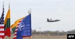 Учения НАТО в Литве. Апрель 2016 года