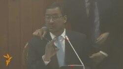 Атака боевиков на парламент Афганистана