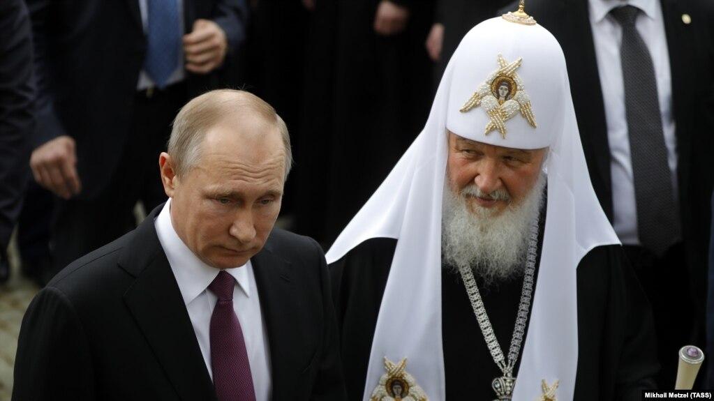 """Не їхня Українська церква, тому і бісяться, – в Росії придумали чергову """"зраду"""" щодо Томосу"""