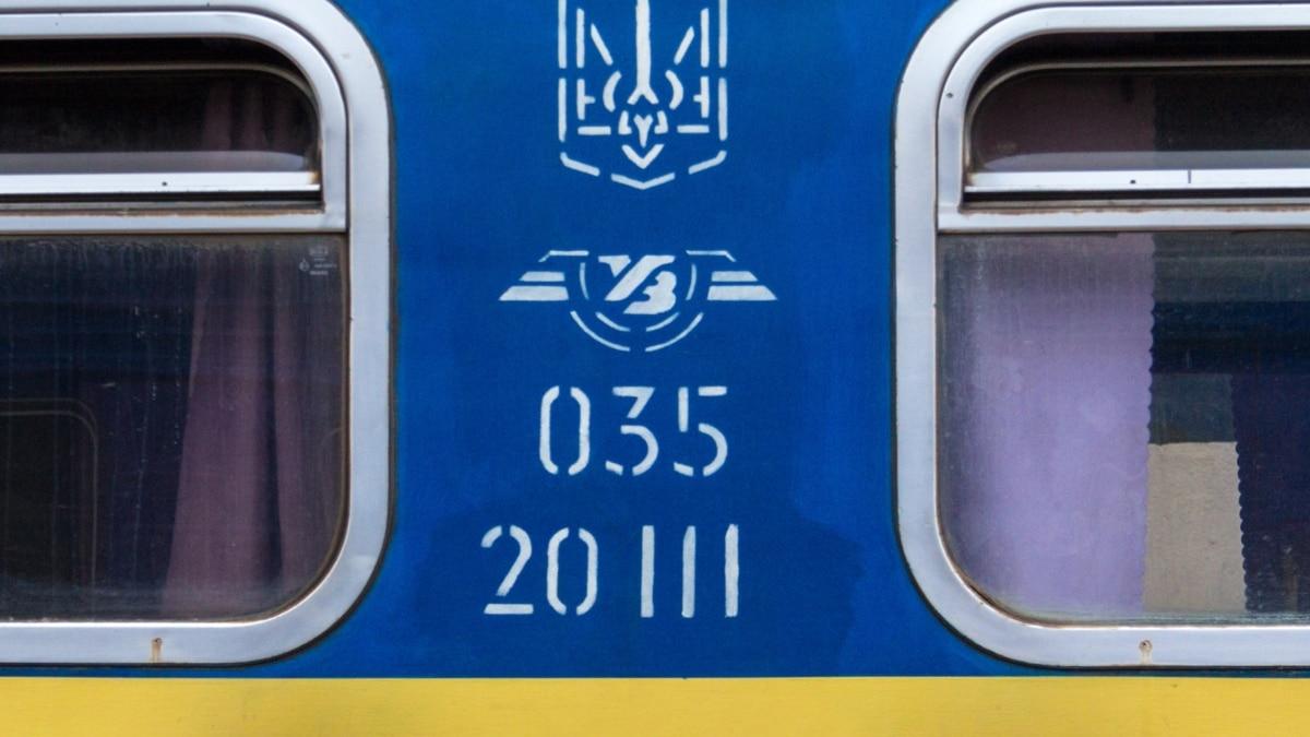 В Москву из Киева отправится железнодорожный спецрейс, чтобы забрать украинцев и отвезти россиян