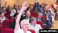Алгы планда Рәфис Корбагн