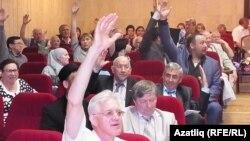 Язучылар берлеге корылтае. 18 май 2012