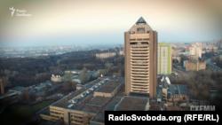Будівля Національної телекомпанії України