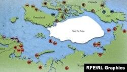 Росія провела масштабні військові навчання в Арктиці