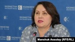 Ганна Красильникова, заңгер