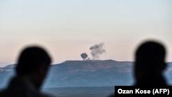 Pogled na Siriju sa turske strane, ilustrativna fotografija