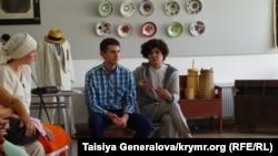 Алім Алієв і Таміла Ташева