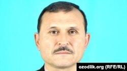 Узбекский правозащитник Мусажон Бабаджанов.