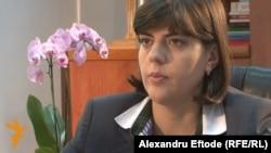 Rumunska tužiteljka Laura Kodruta Kovesi