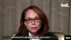 Shirley Sotloff made a video plea for her son's captors to release him.