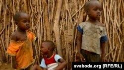Чацьвёра зь пяці дзяцей у масаяў паміраюць