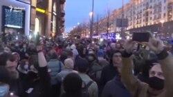 Москва, Лондон, София. Протестите в защита на Навални