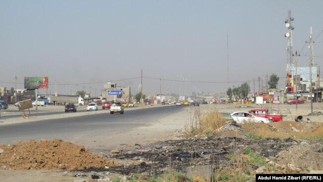 کردستان عراق با بحران اقتصادی روبهرو است. عکس از حوالی اربیل