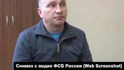 Задержанный в Симферополе Дмитрий Долгополов