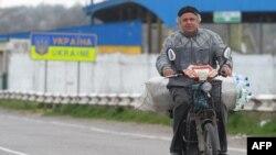 La punctul de trecere Cuciurgan-Pervomaisk